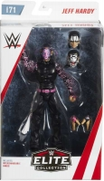Wholesalers of Wwe Elite Collection Jeff Hardy toys image