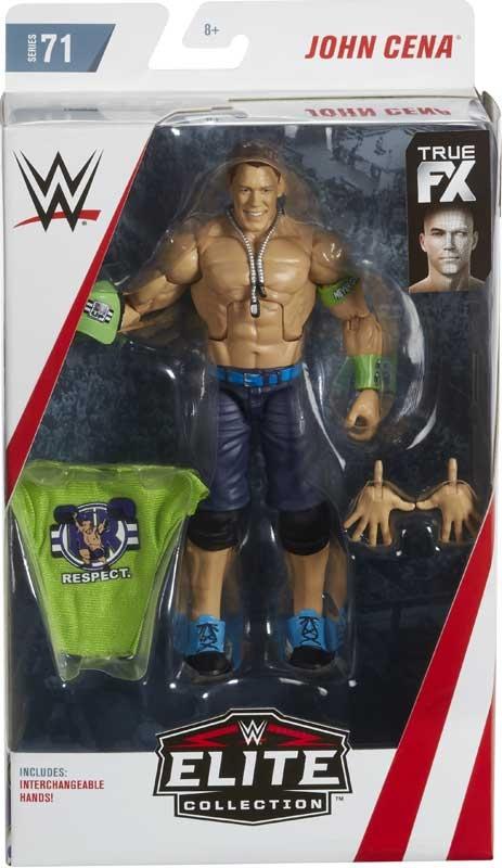 Wholesalers of Wwe Elite Collection John Cena toys