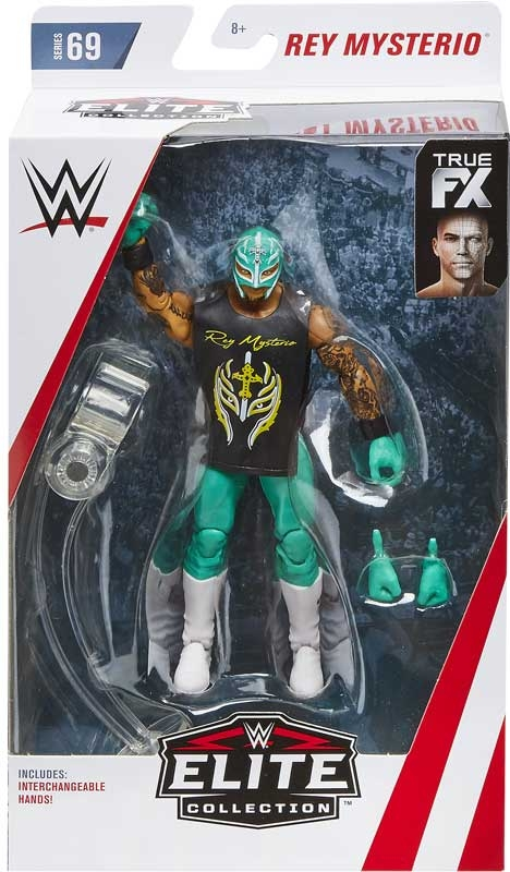 Wholesalers of Wwe Elite Collection Rey Mysterio toys