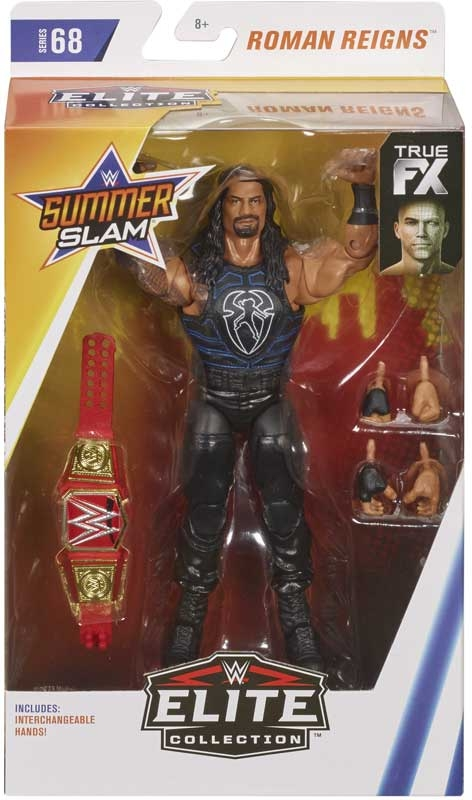 Wholesalers of Wwe Elite Collection Roman Reigns 2018 toys