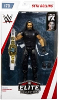 Wholesalers of Wwe Elite Collection Seth Rollins toys image