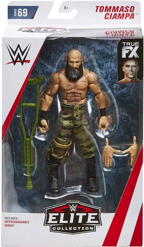 Wholesalers of Wwe Elite Collection Tommaso Ciampa toys