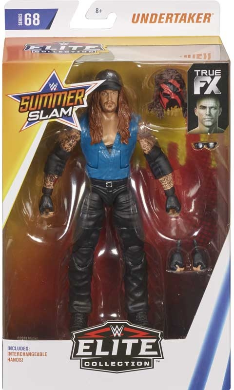 Wholesalers of Wwe Elite Collection Undertaker 2000 toys