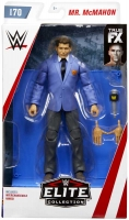 Wholesalers of Wwe Elite Collection Vince Mcmahon toys image