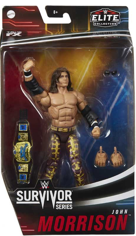 Wholesalers of Wwe Elite Survivor Series John Morrison toys