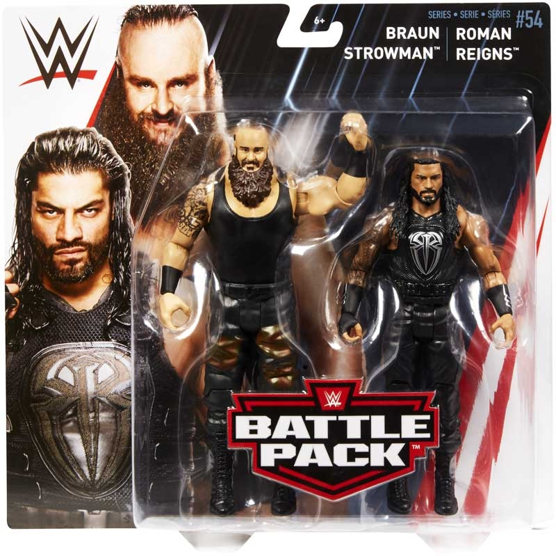 Wholesalers of Wwe Figure 2 Pack Asst toys