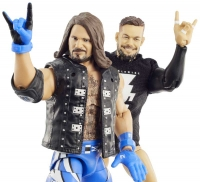 Wholesalers of Wwe Finn Balor Vs Aj Styles Elite Collection 2-pack toys image 3