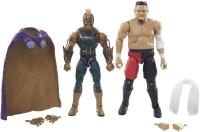 Wholesalers of Wwe Rey Mysterio Vs Samoa Joe Elite Collection 2-pack toys image 2