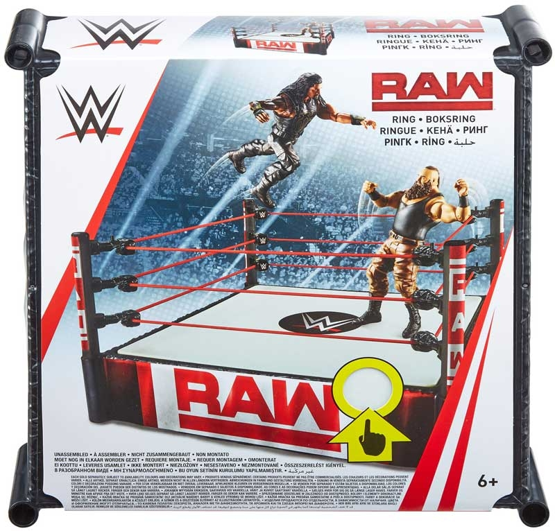 Wholesalers of Wwe Superstar Ring Asst toys