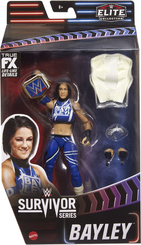 Wholesalers of Wwe Survivor Series 35 Elite Collection: Bailey toys