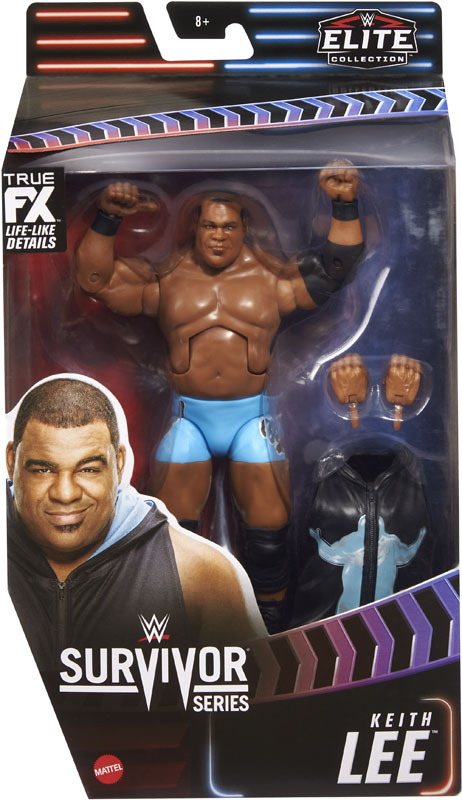 Wholesalers of Wwe Survivor Series 35 Elite Collection: Keith Lee toys