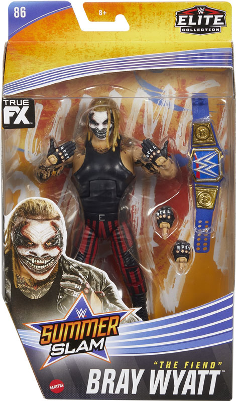 Wholesalers of Wwe The Fiend Bray Wyatt Elite Collection Figure toys