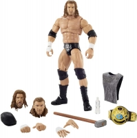 Wholesalers of Wwe Triple H Ultimate Edition Action Figure toys image 2