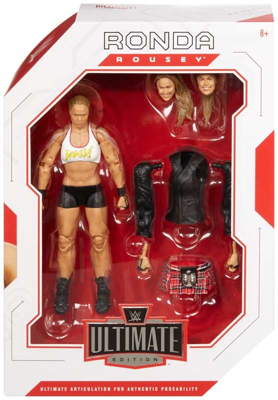 Wholesalers of Wwe Ultimate Edition Ronda Rousey toys