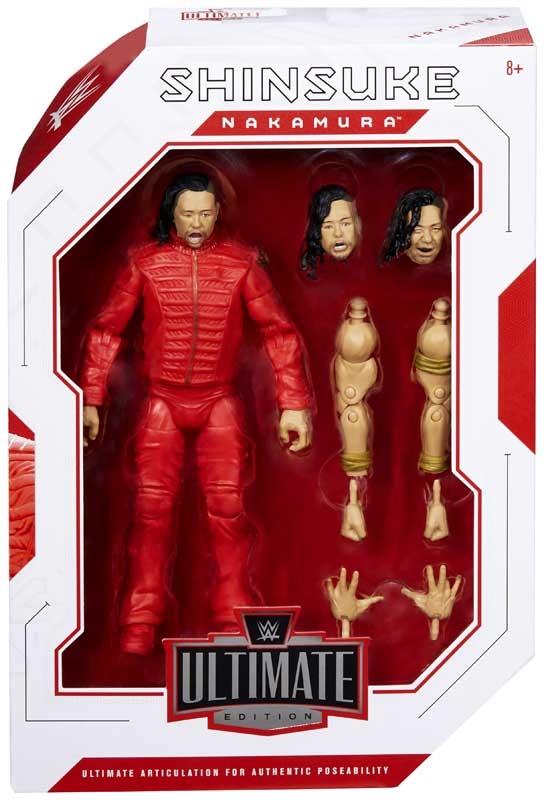 Wholesalers of Wwe Ultimate Edition Shinsuke Nakamura toys