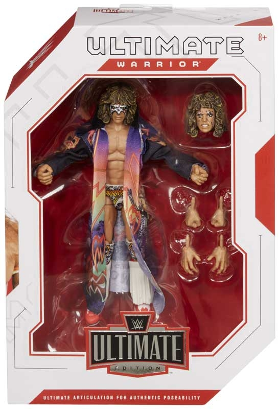 Wholesalers of Wwe Ultimate Edition Ultimate Warrior toys