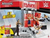 Wholesalers of Wwe Wrekkin Entrance Stage Playset toys image