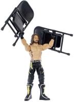 Wholesalers of Wwe Wrekkin Figure Aj Styles - Punching - 2x Chairs toys image 4