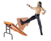 Wholesalers of Wwe Wrekkin Figure Seth Rollins - Kicking - Table toys image 2