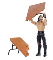 Wholesalers of Wwe Wrekkin Figure Seth Rollins - Kicking - Table toys image 3