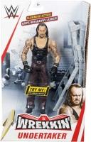 Wholesalers of Wwe Wrekkin Figure Undertaker - Slamming - Ladder toys image