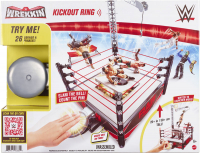 Wholesalers of Wwe Wrekkin Kickout Ring Playset toys image