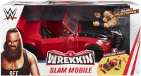 Wholesalers of Wwe Wrekkin Slam Mobile toys image