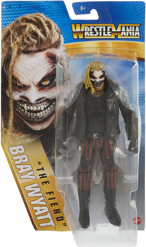 Wholesalers of Wwe Wrestlemania 37 Basic Figure - The Fiend Bray Wyatt toys