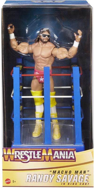 Wholesalers of Wwe Wrestlemania 37 Celebration - Macho Man Randy Savage toys