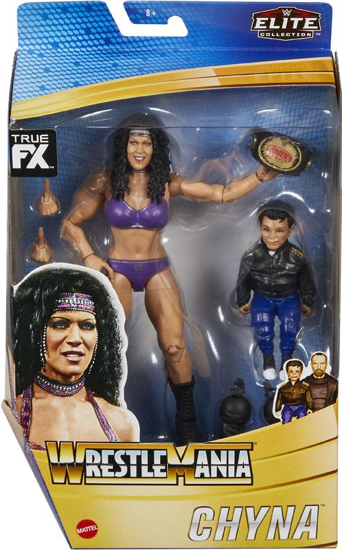 Wholesalers of Wwe Wrestlemania 37 Elite Collection - Chyna toys