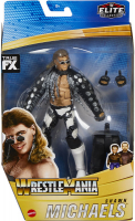 Wholesalers of Wwe Wrestlemania 37 Elite Collection - Shawn Michaels toys image