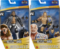 Wholesalers of Wwe Wrestlemania Elite Asst toys Tmb