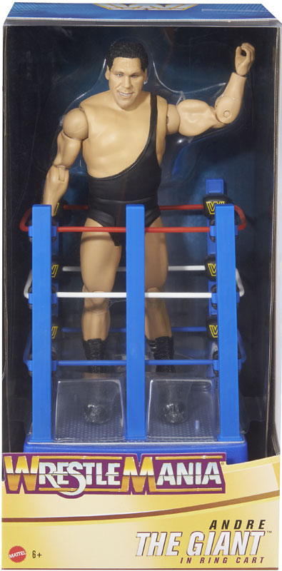 Wholesalers of Wwe Wrestlemania Moments Asst toys