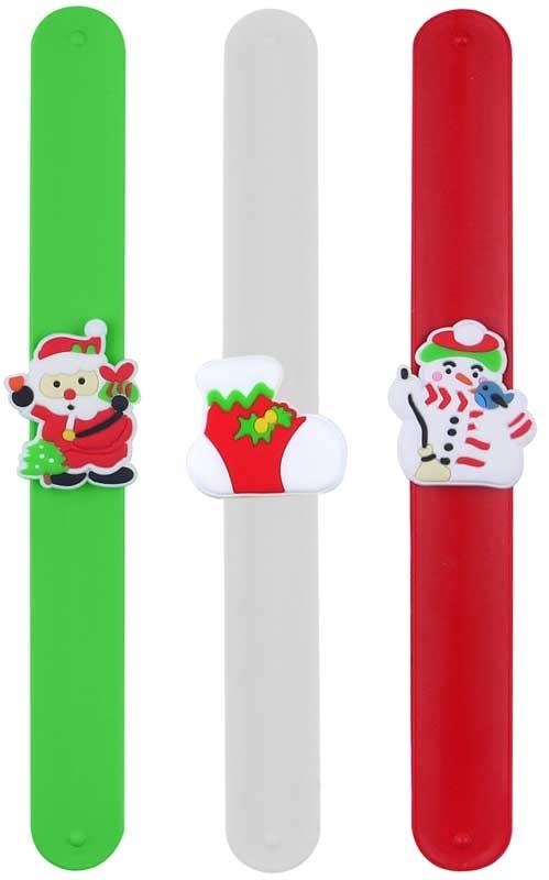 Wholesalers of Xmas Snap Bracelet toys