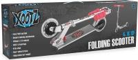 Wholesalers of Xoo Folding Scooter Led Wheels toys image