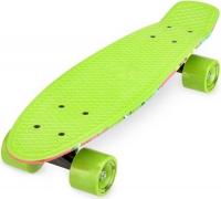 Wholesalers of Xoo Totem Pp Skateboard - Green 22 Inch toys image