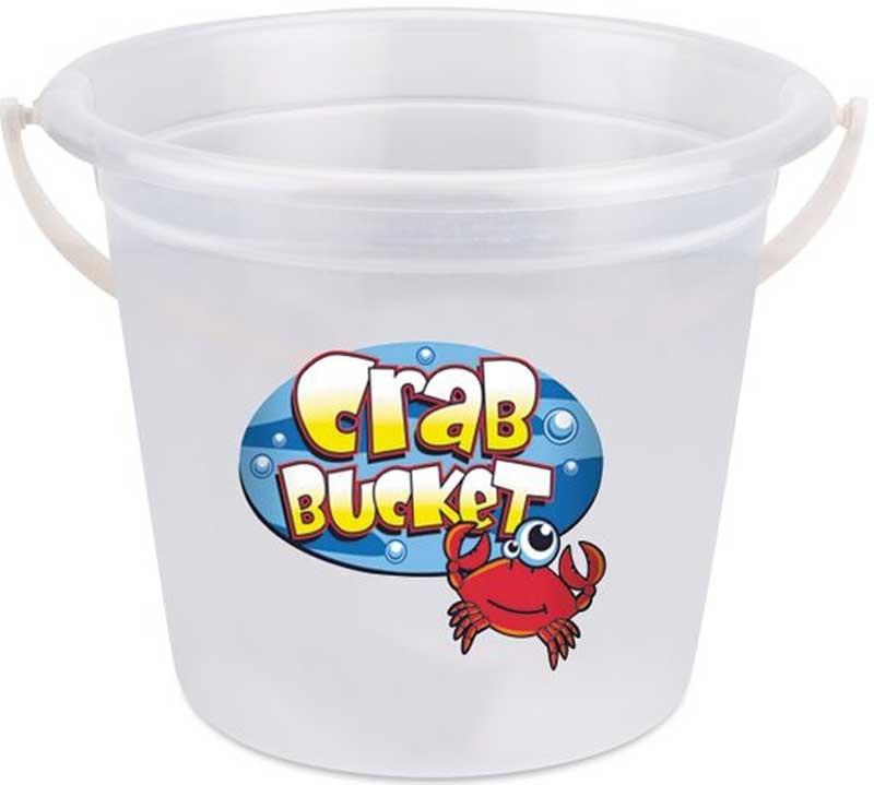 Wholesalers of Yel 28cm Extra Large Crab Bucket toys