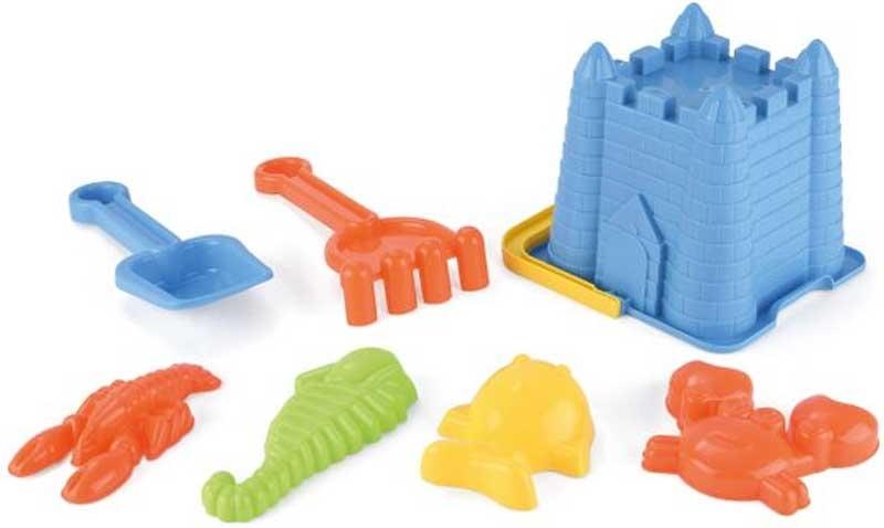 Wholesalers of Yel Large Castle Bucket Set toys