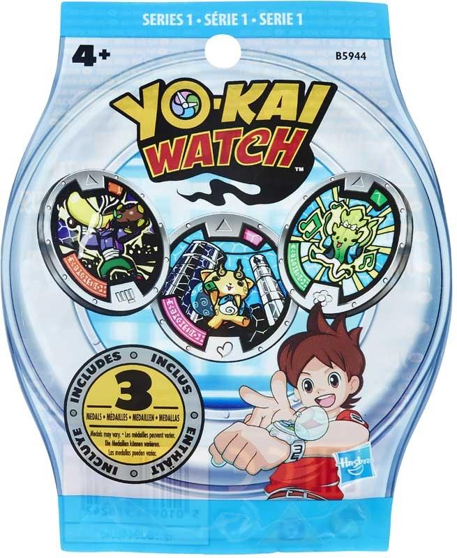 Wholesalers of Yokai Watch - Medals Blind Bag toys