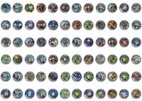 Wholesalers of Yokai Watch - Medals Blind Bag toys image 4