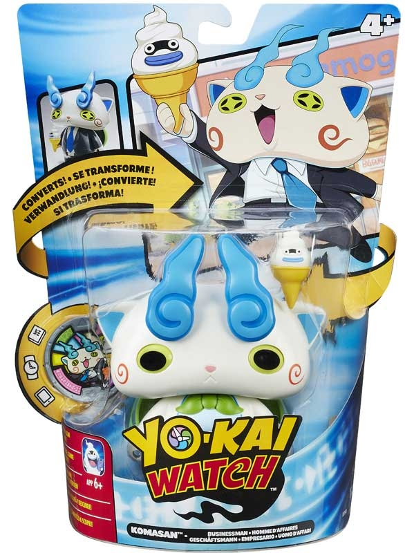 Wholesalers of Yokai Watch Converting Figures Asst toys