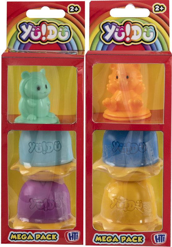 Wholesalers of Yudu 2pk 2oz Inc Character toys
