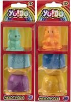Wholesalers of Yudu 2pk 2oz Inc Character toys Tmb