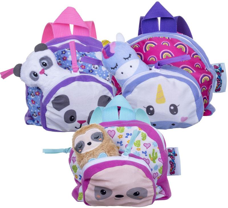 Wholesalers of Zipstas Families Asst - W1 toys