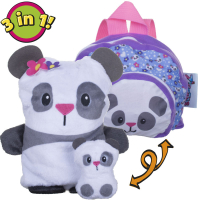 Wholesalers of Zipstas Snuggle Pals Asst - W1 toys image 3