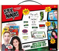 Wholesalers of Zorgo Spy Recruiter Kit toys image 2